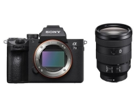 Sony Alpha 7 III, 24.7 MP Vollformat